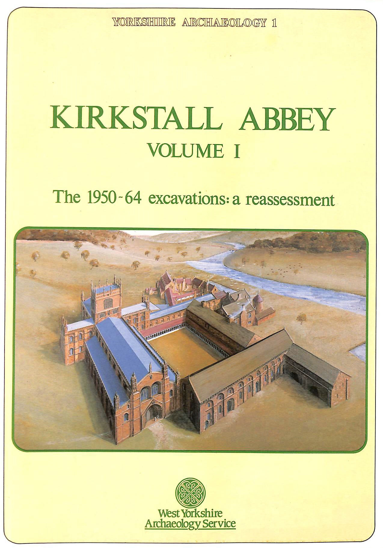Image for Kirkstall Abbey Vol 1 1950-1964