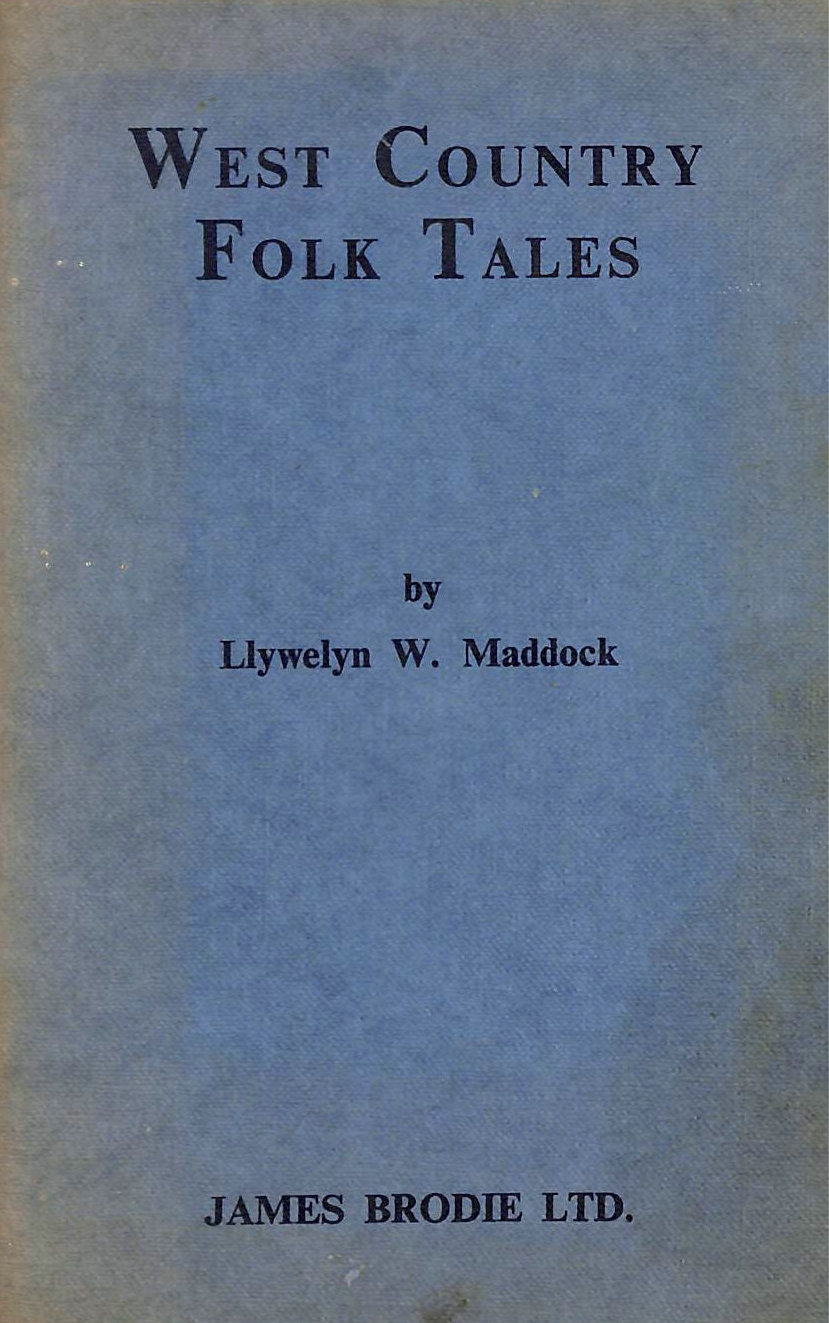 Image for West Country Folk Tales