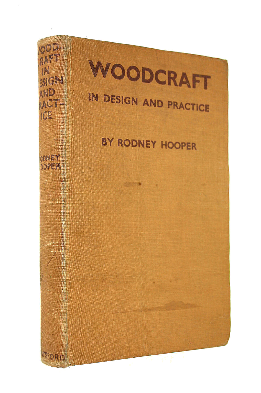 Image for Woodcraft in Design and Practice