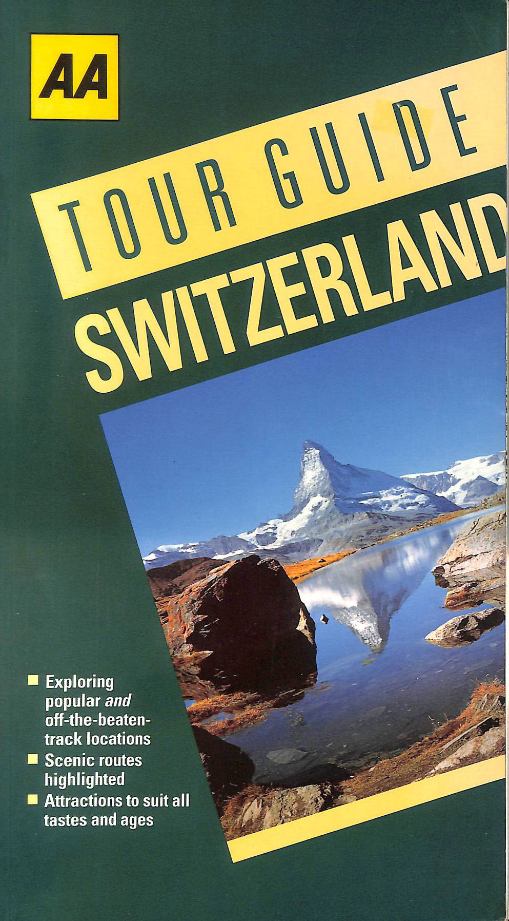 Image for Switzerland (AA Tour Guides)