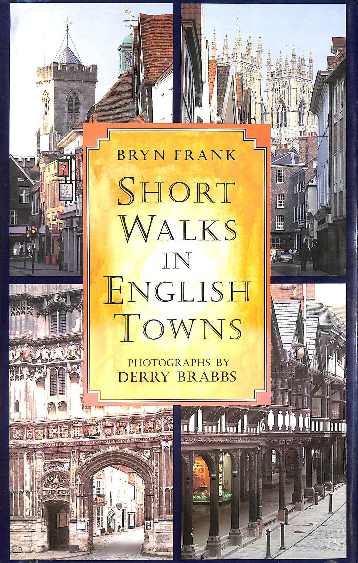 Image for Short Walks in English Towns