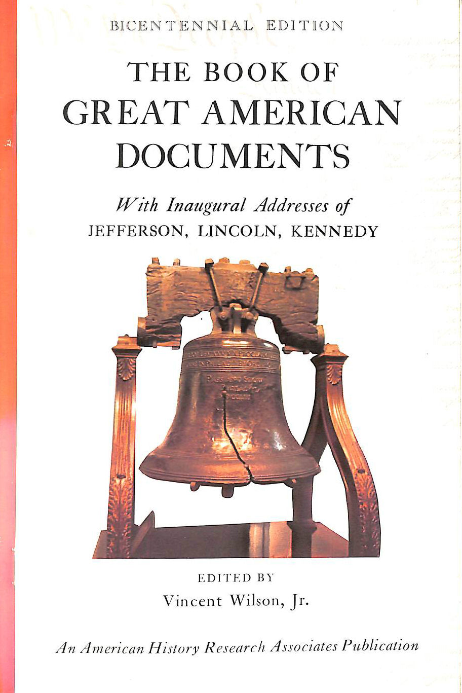 Image for The Book of Great American Documents