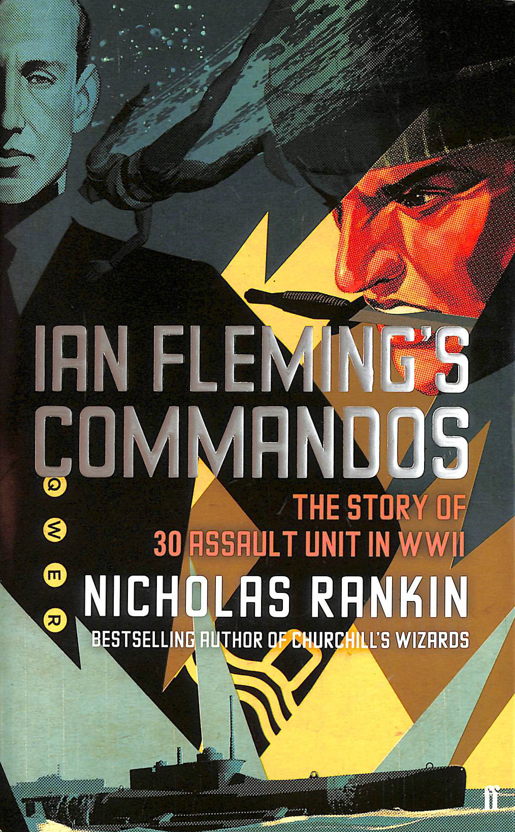 Image for Ian Fleming's Commandos: The Story of 30 Assault Unit in WWII