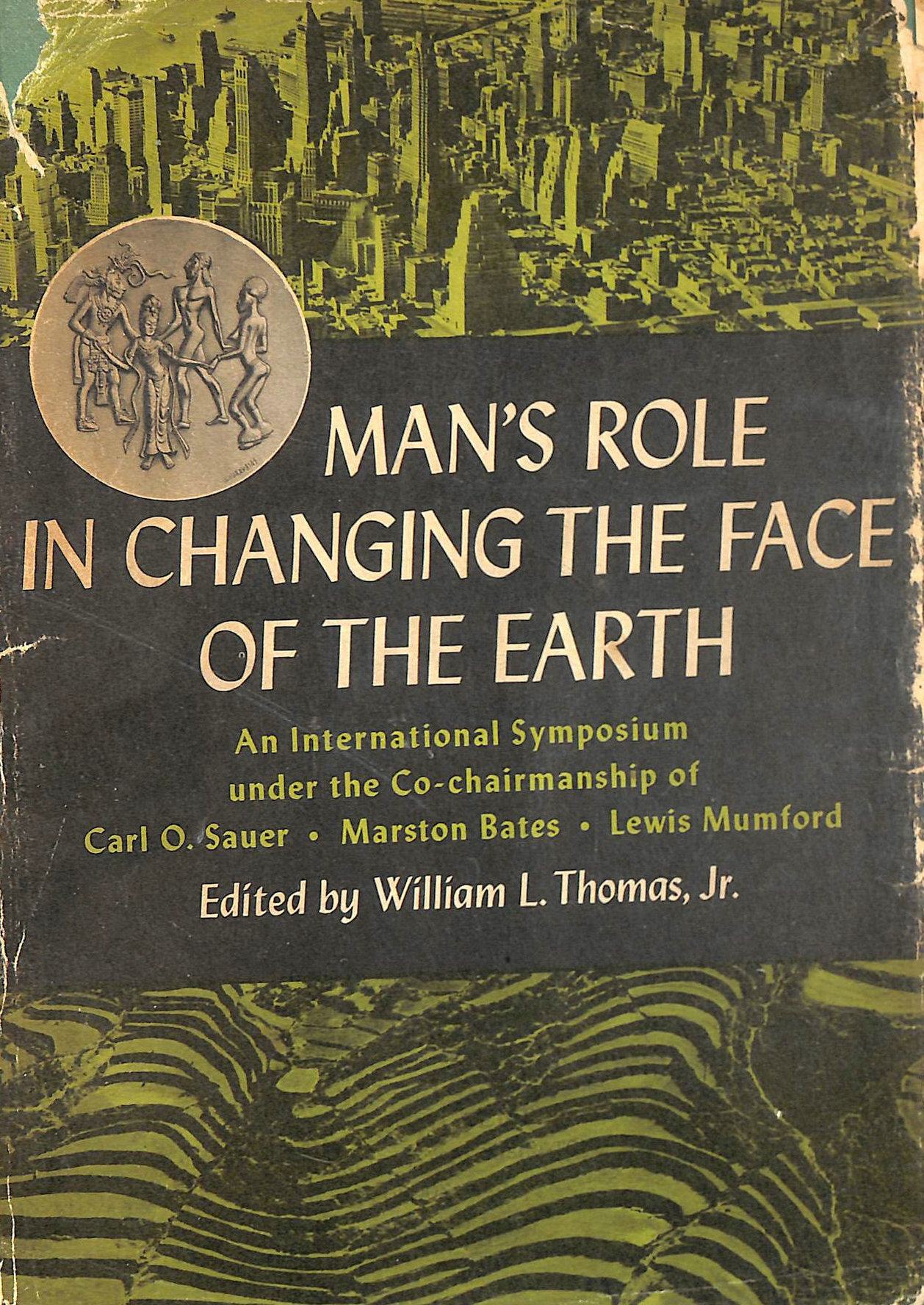 Image for Man's Role in Changing the Face of the Earth