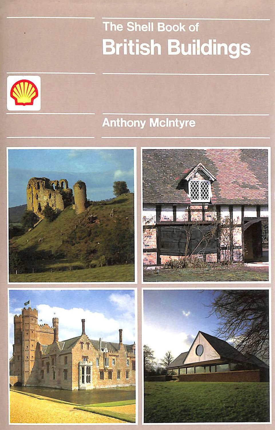 Image for The Shell Book of British Buildings