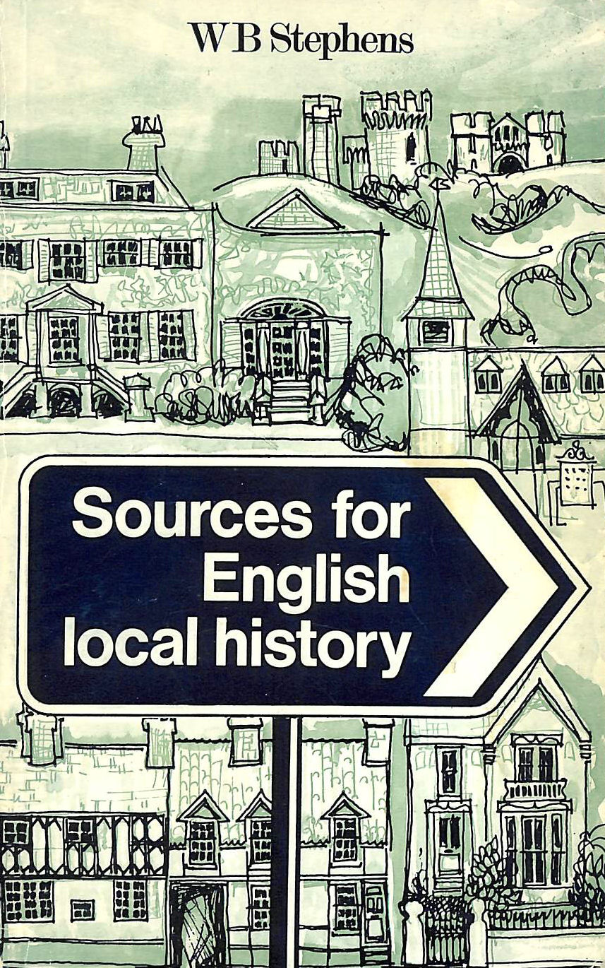 Image for Sources for English Local History