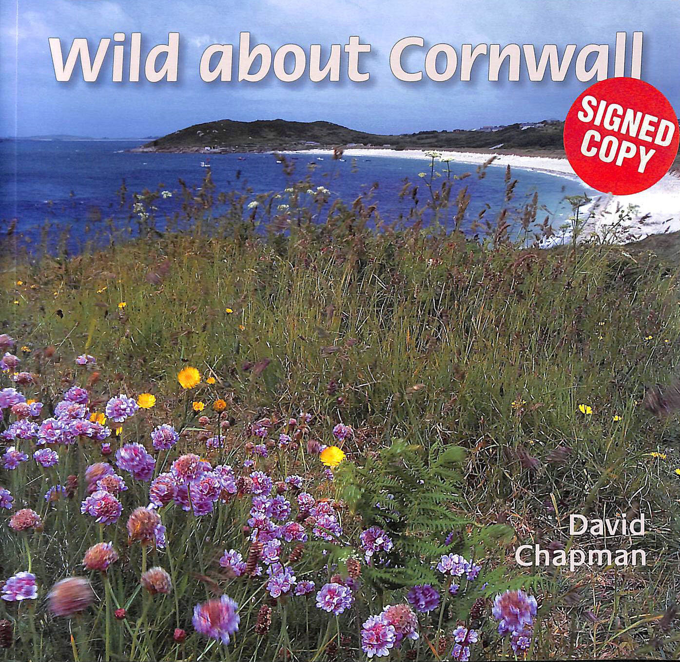 Image for Wild About Cornwall