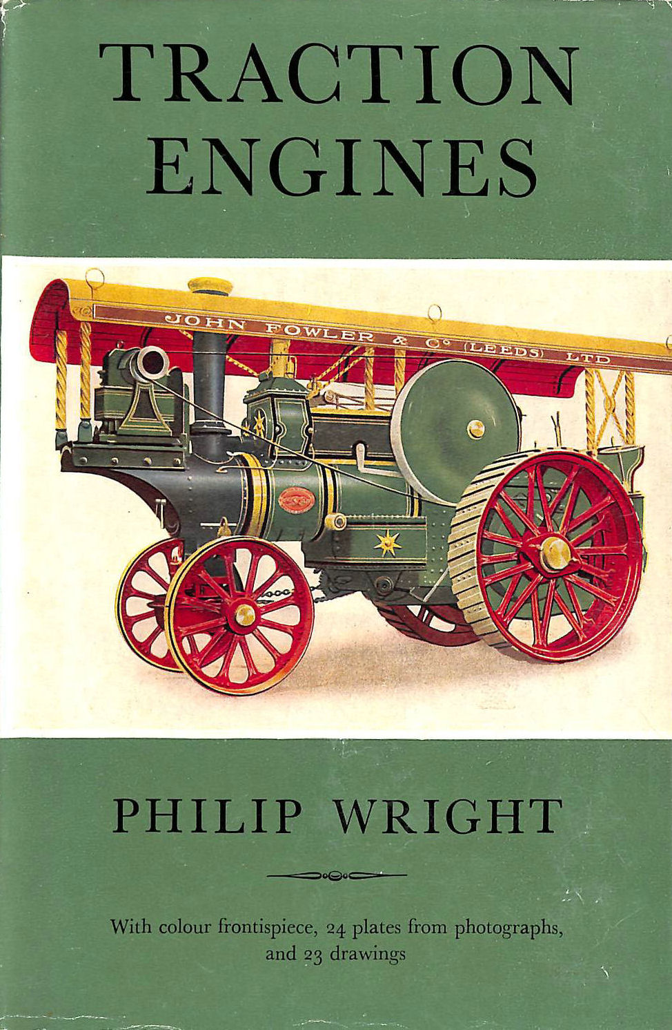 Image for Traction Engines