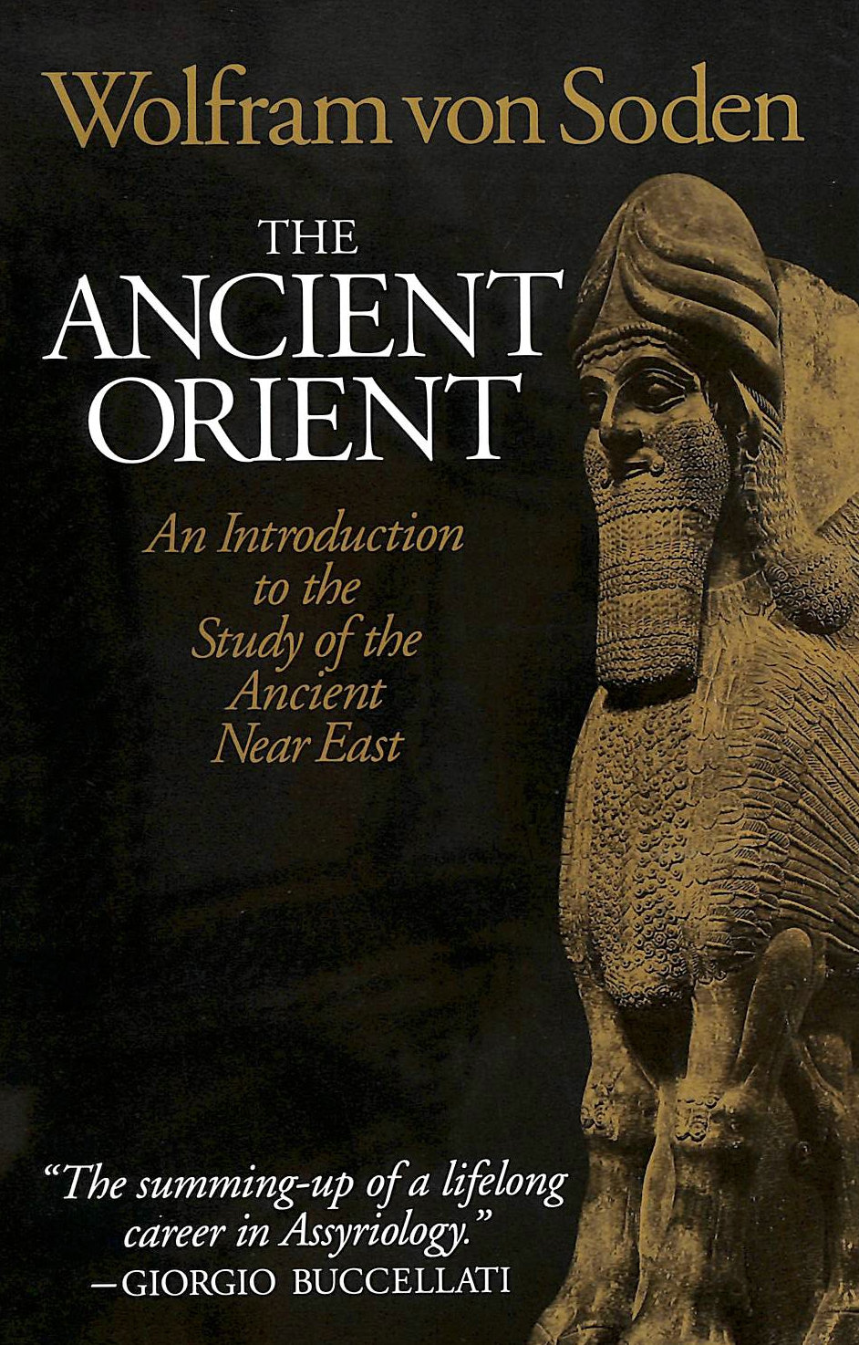 Image for The Ancient Orient: An Introduction to the Study of the Ancient Near East