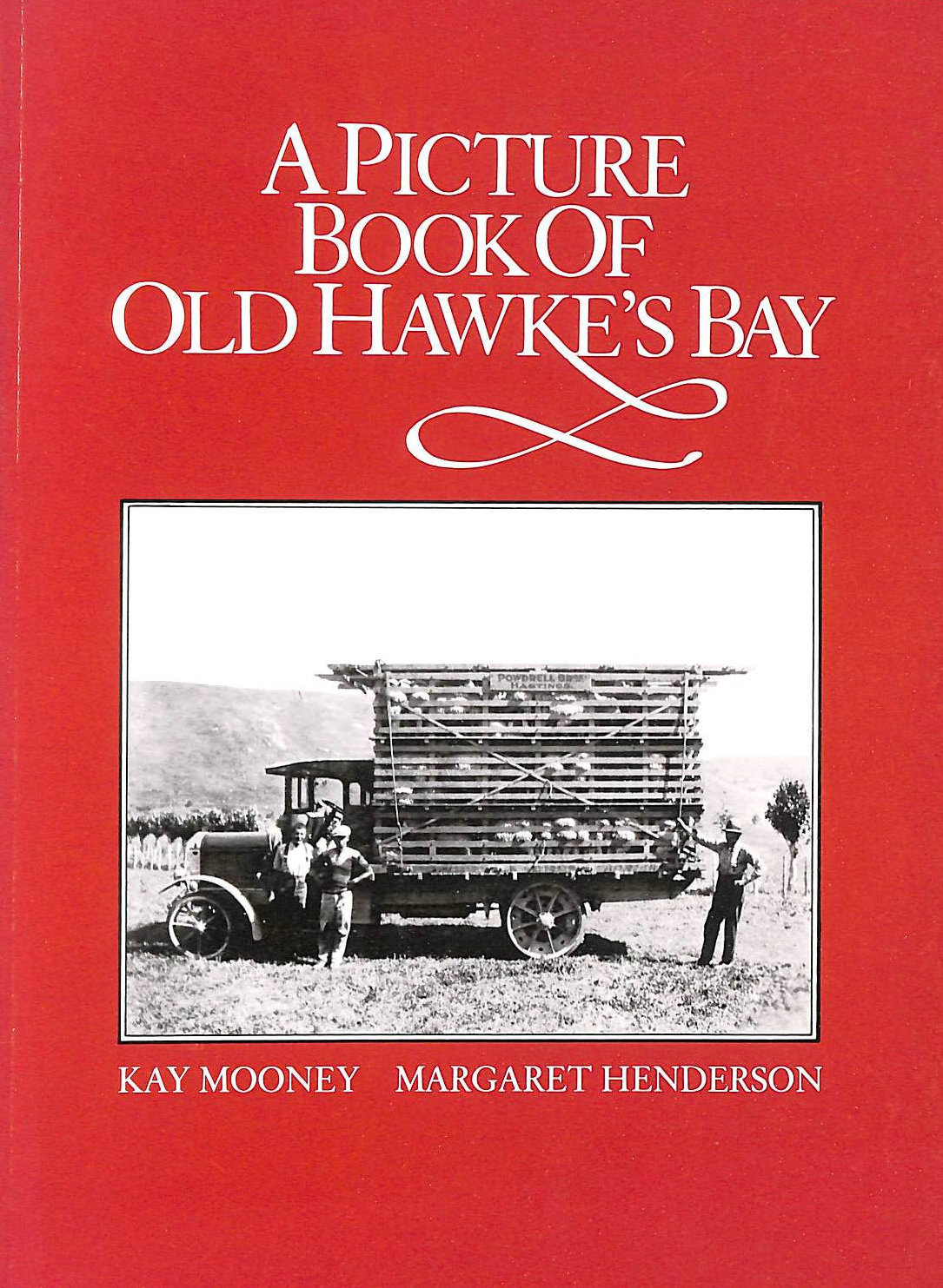 Image for A Picture Book of Old Hawke's Bay
