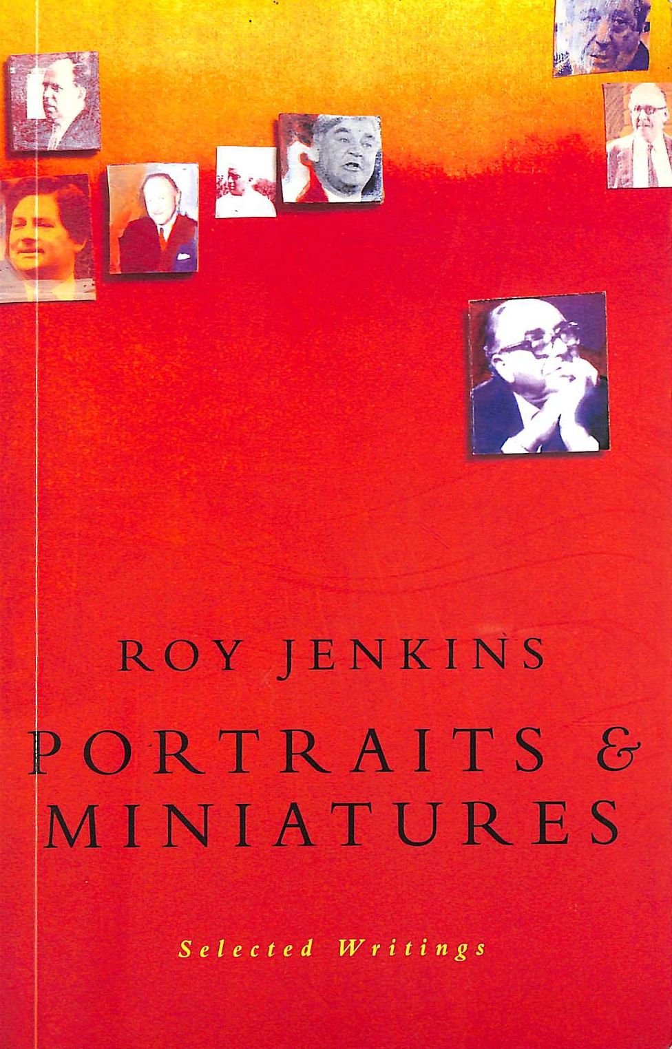Image for Portraits and Miniatures: Selected Essays