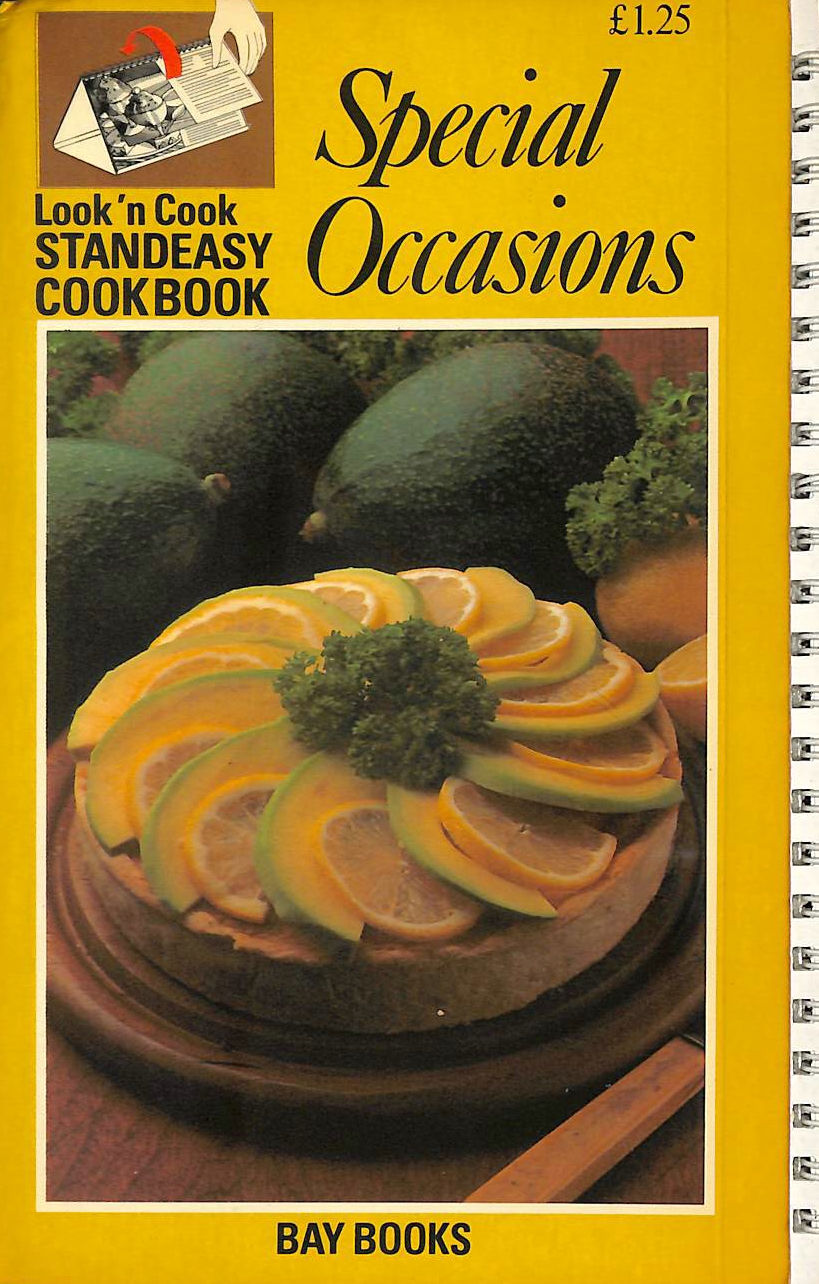 Image for Look 'n Cook Standeasy Cookbook. Special Occasions