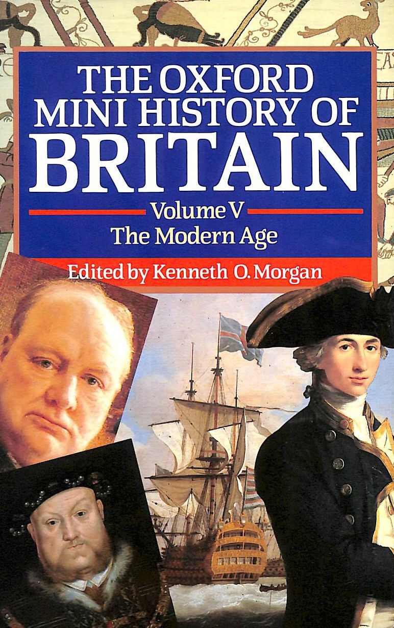 Image for The Oxford Mini History of Britain, Vol. V: The Modern Age