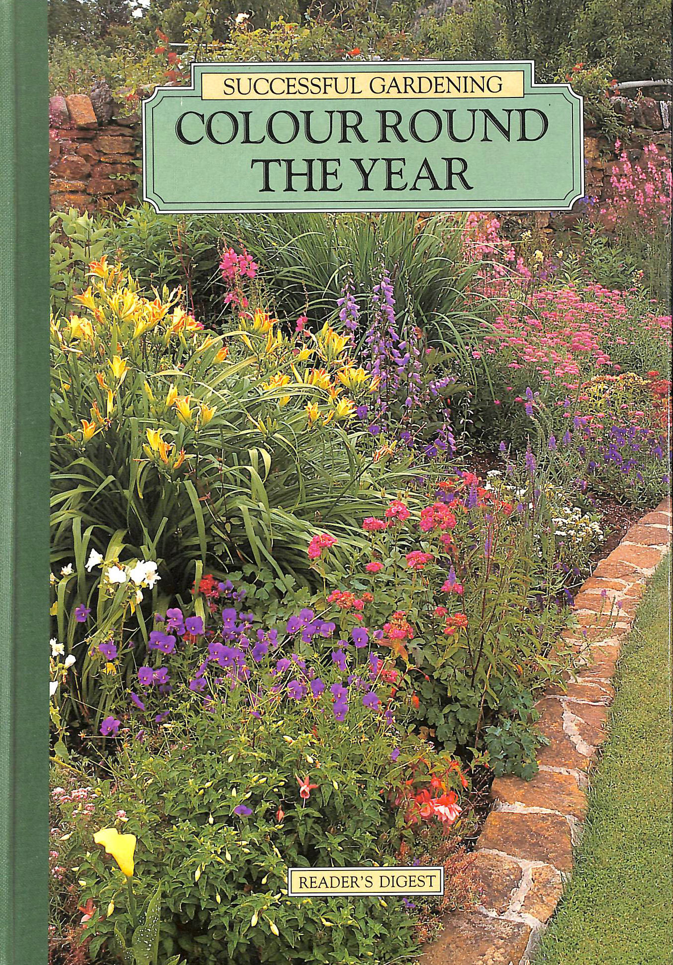 Image for Colour Round the Year (Successful Gardening)