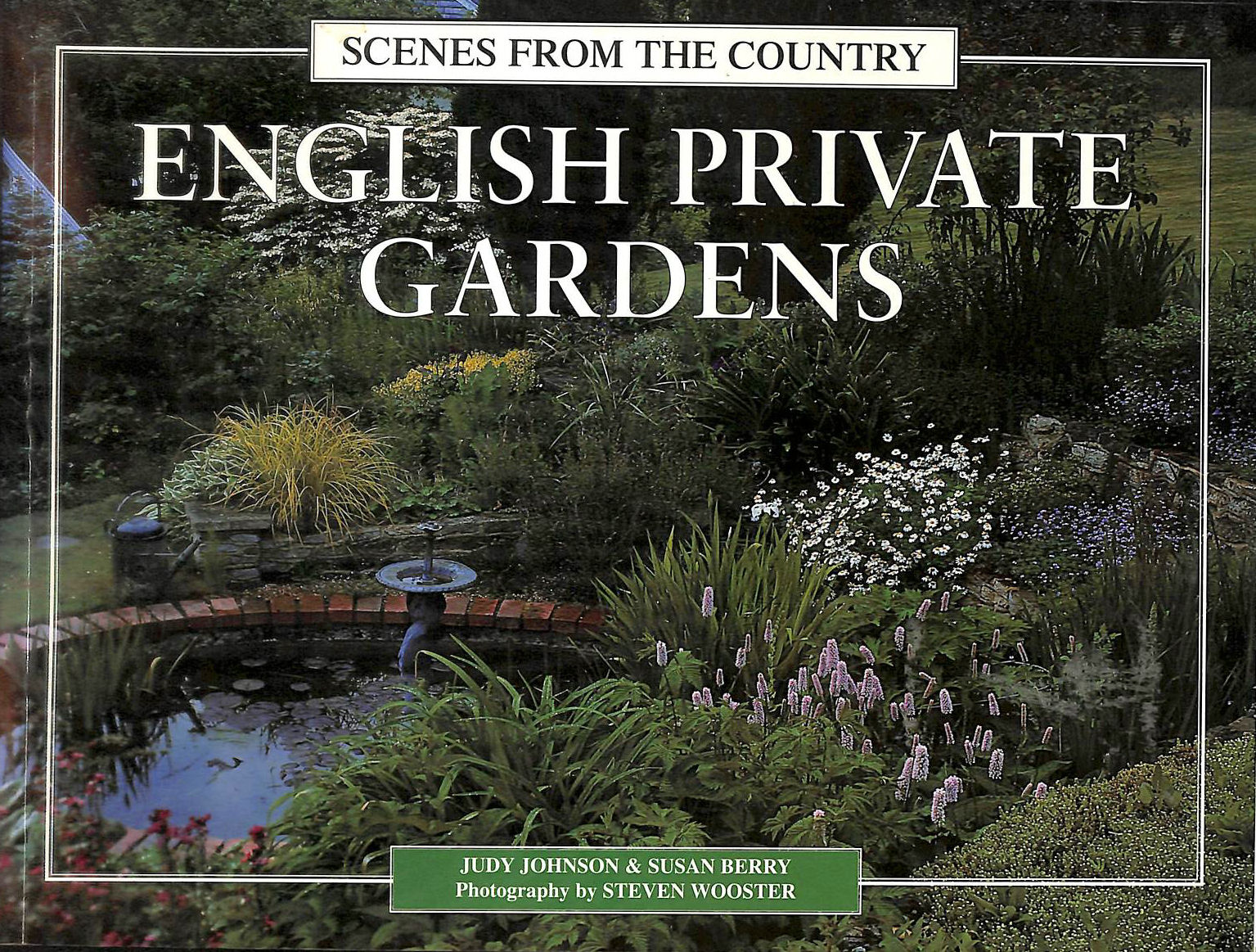 Image for English Private Gardens