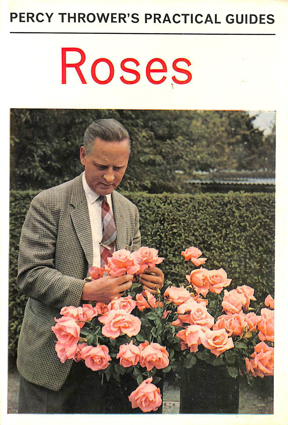 Image for Roses (Percy Thrower's Practical Gardening Guides)