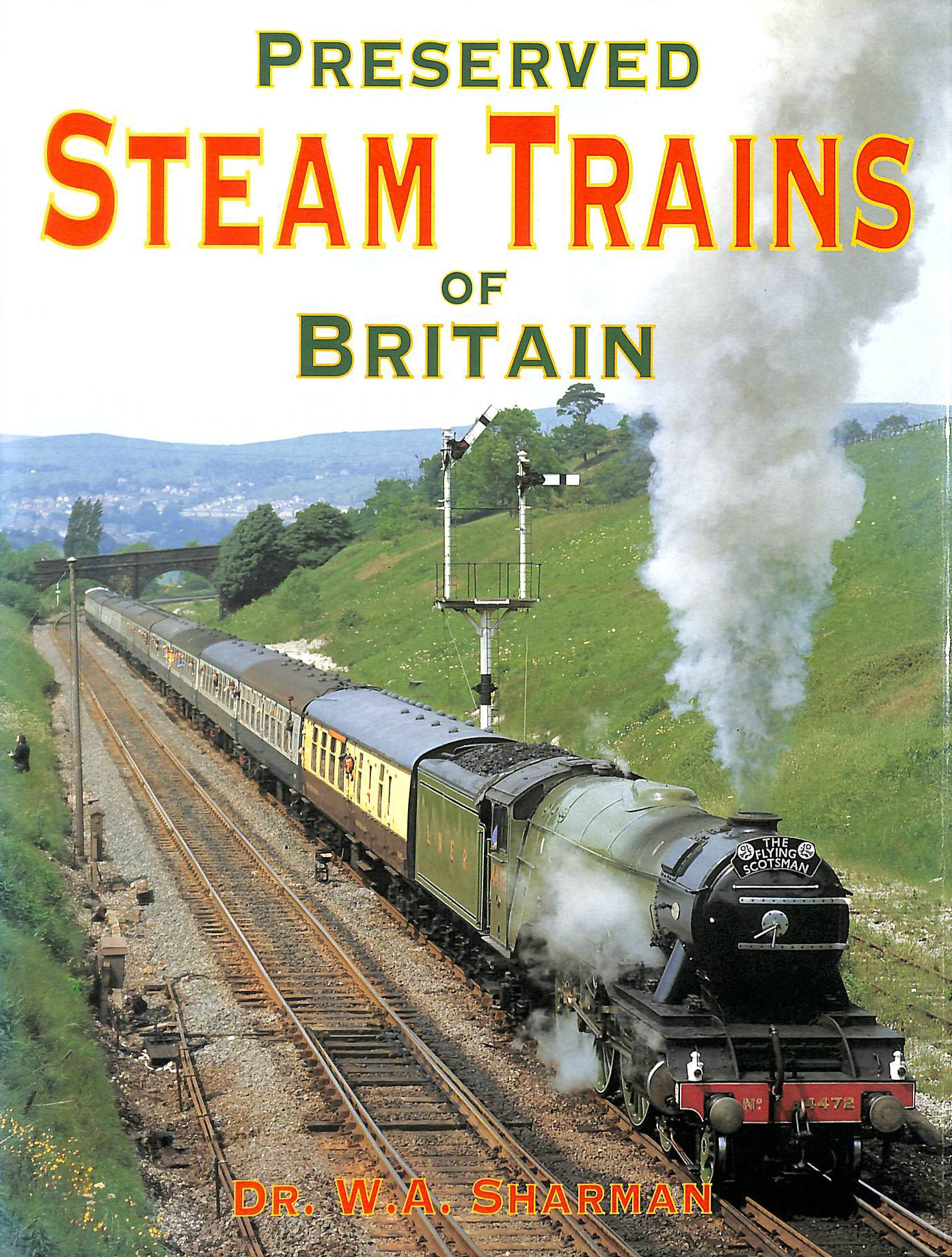 Image for Preserved Steam Trains