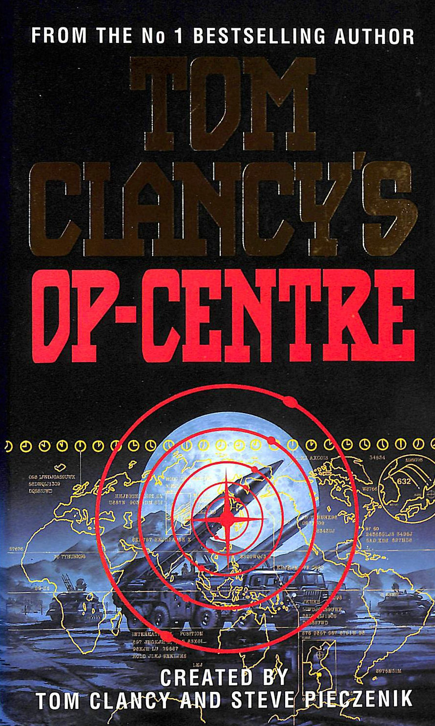 Image for Tom Clancy's Op-Centre