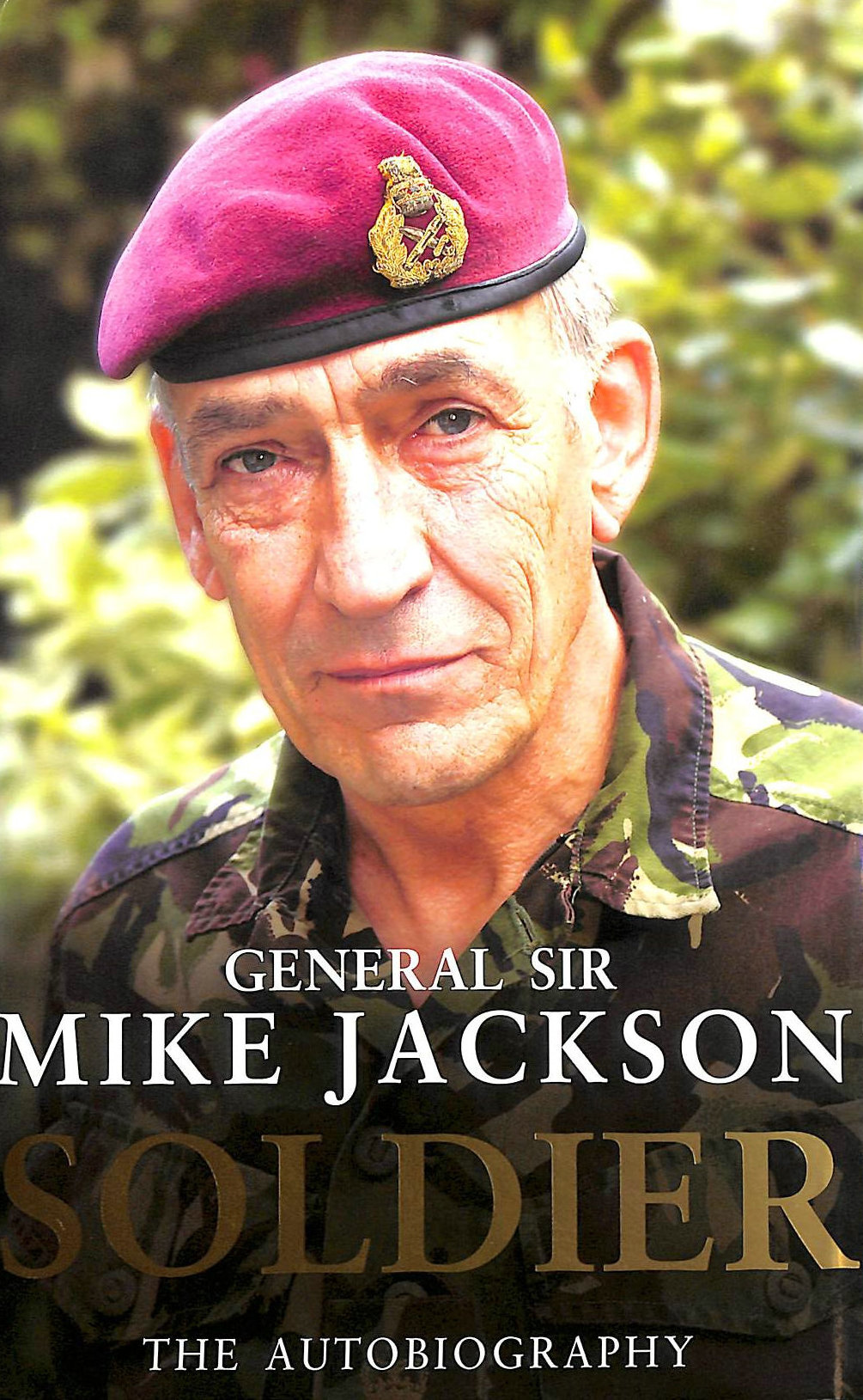 Image for Soldier: The Autobiography of General Sir Mike Jackson