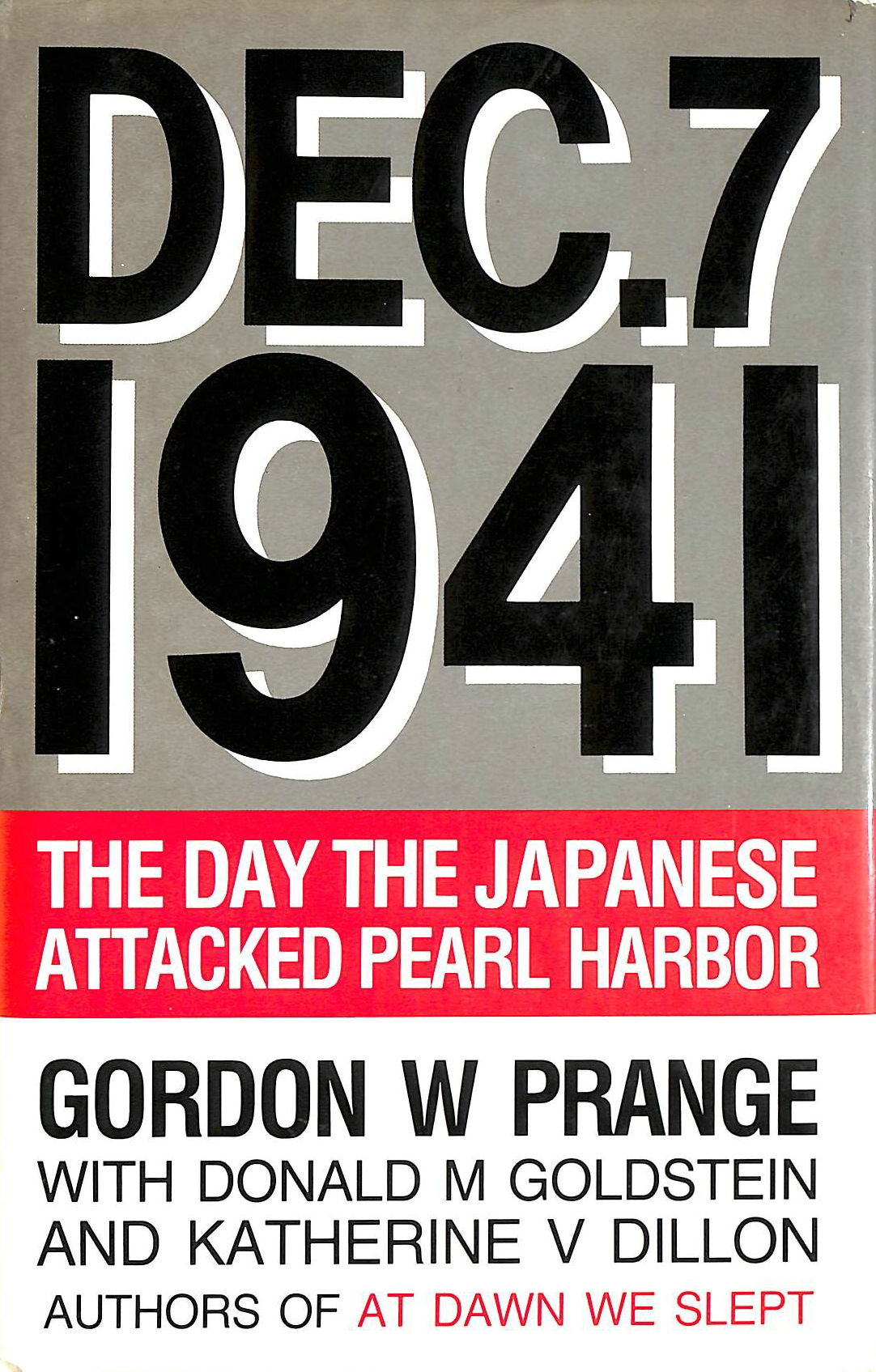 Image for December 7th, 1941: Day the Japanese Attacked Pearl Harbor