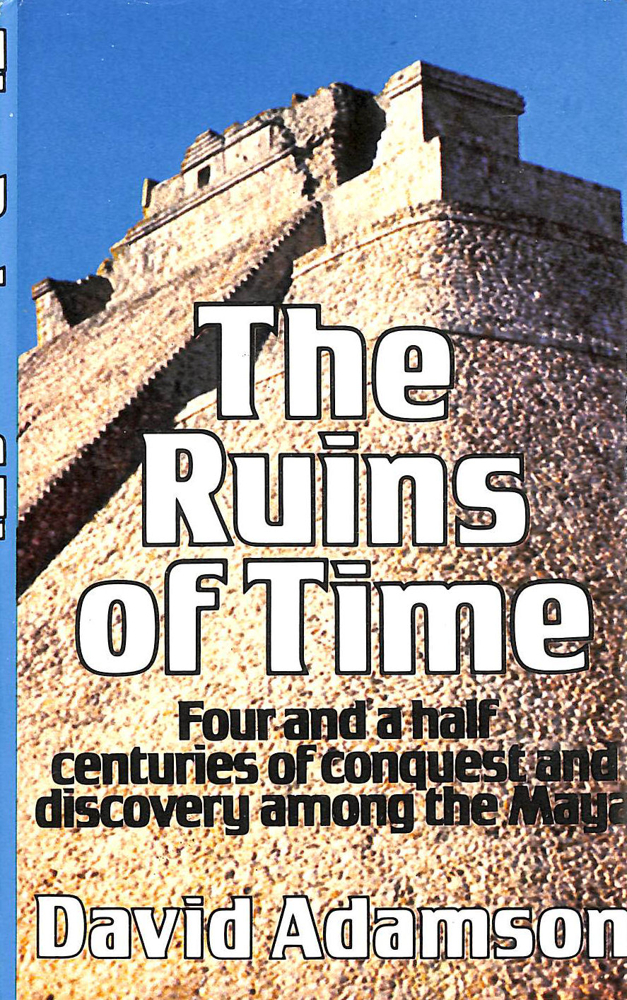 Image for THE RUINS OF TIME.