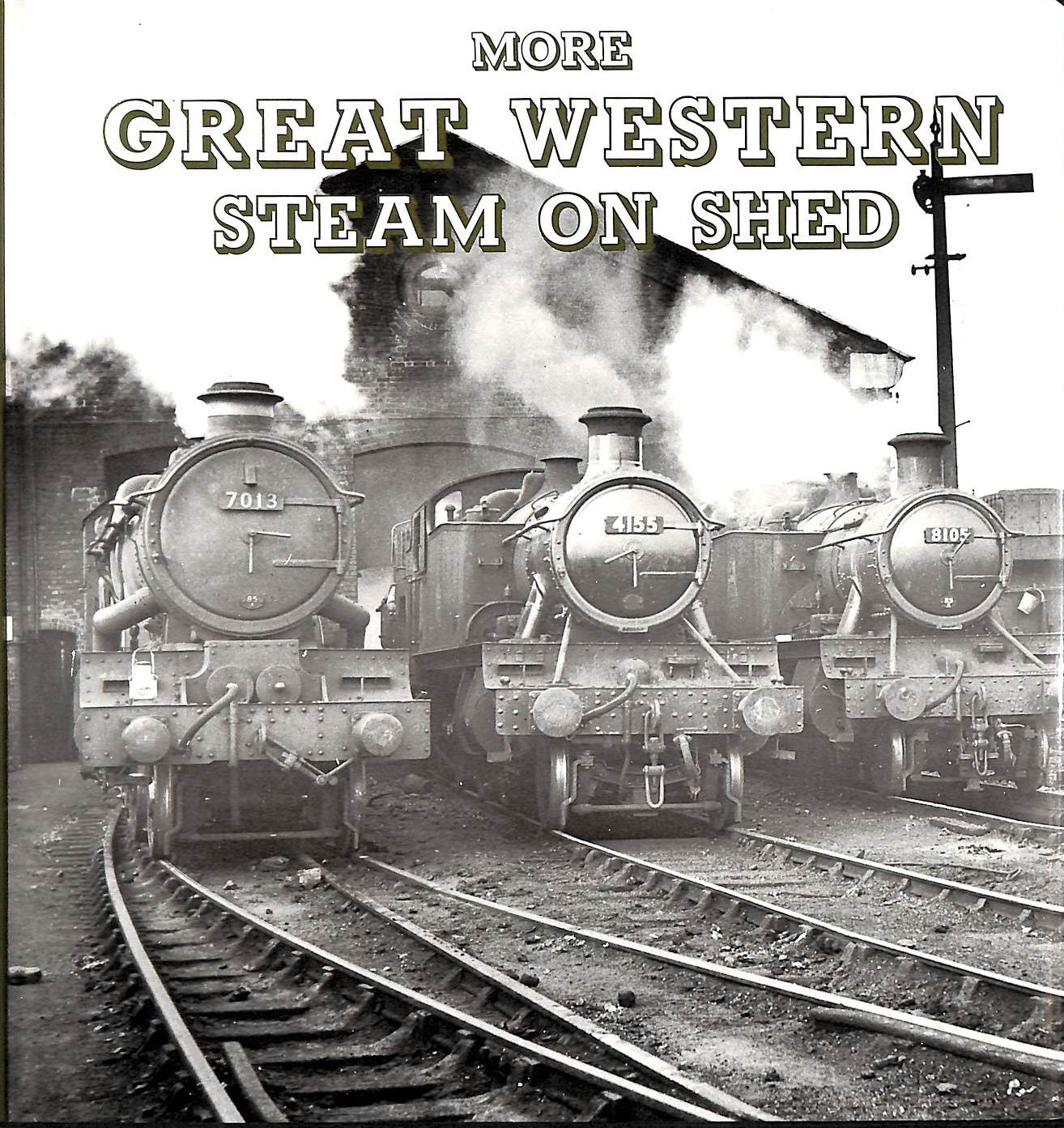 Image for More Great Western Steam in Wales and the Border Counties