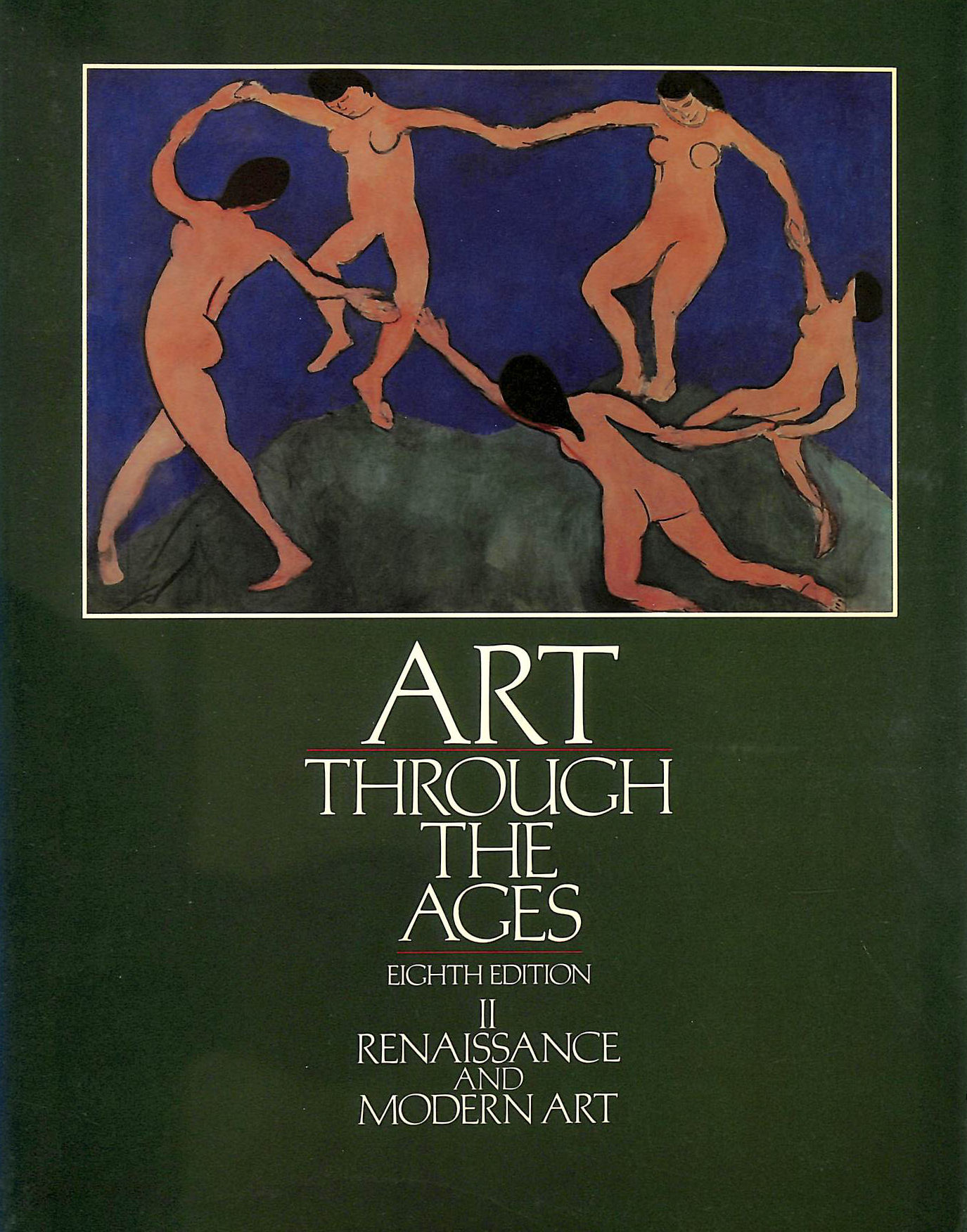 Image for Gardner's Art through the Ages, II: Renaissance and Modern Art