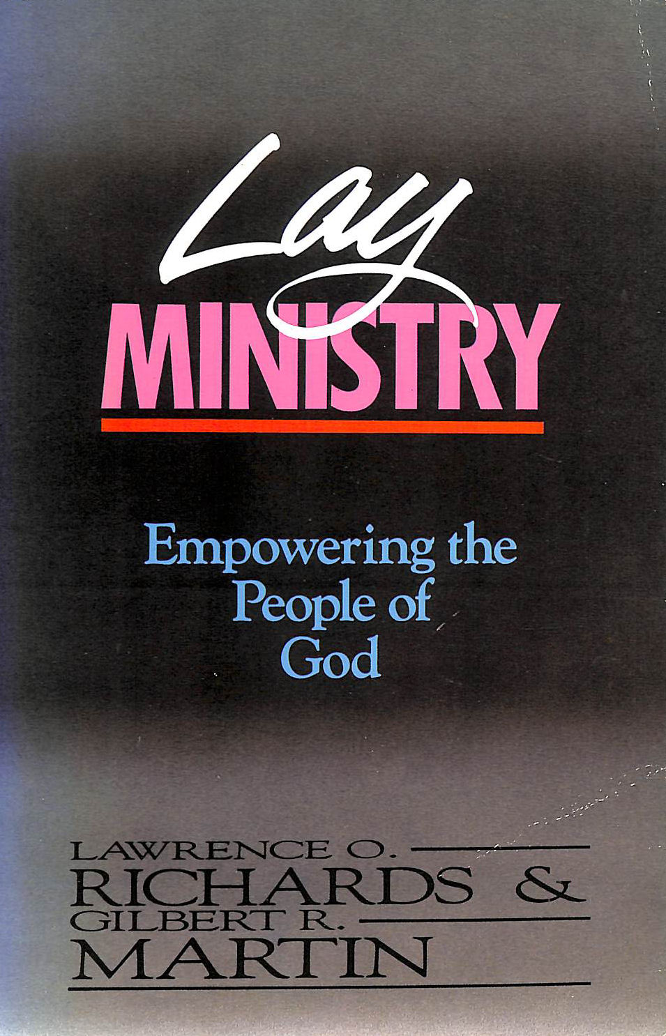 Image for Lay Ministry