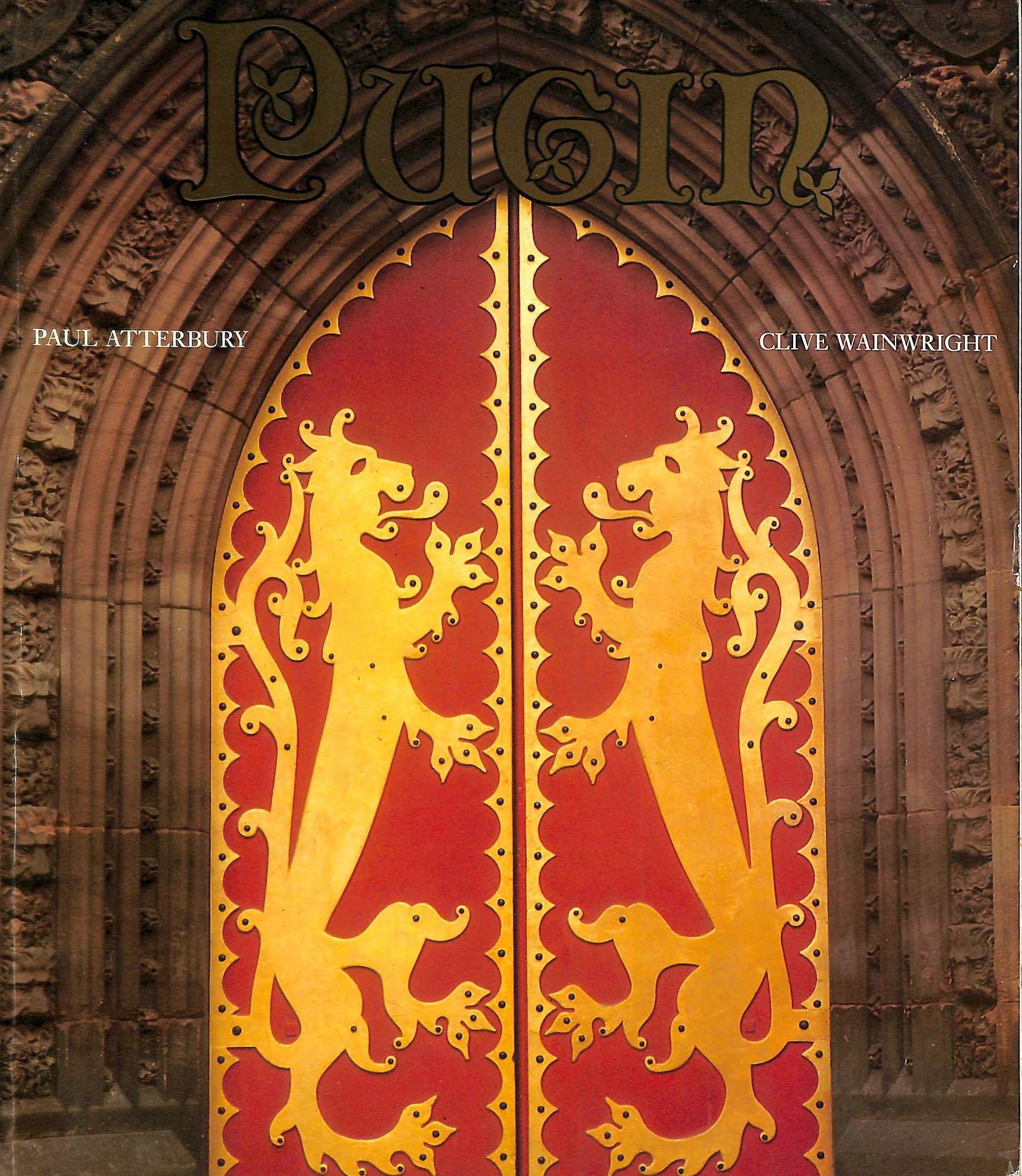 Image for Pugin: A Gothic Passion