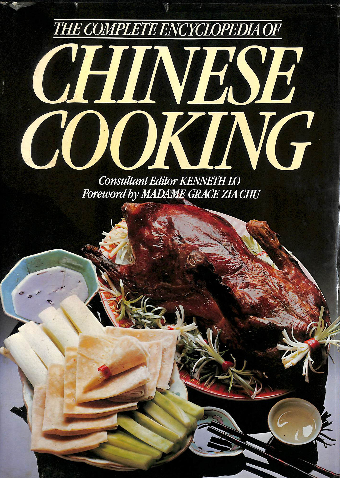 Image for Complete Encyclopaedia of Chinese Cooking