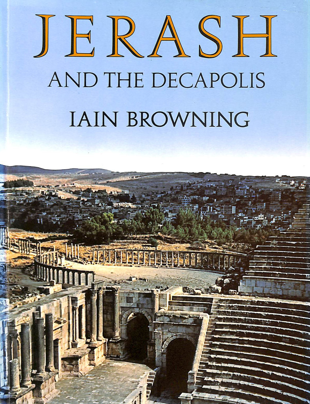 Image for Jerash and the Decapolis