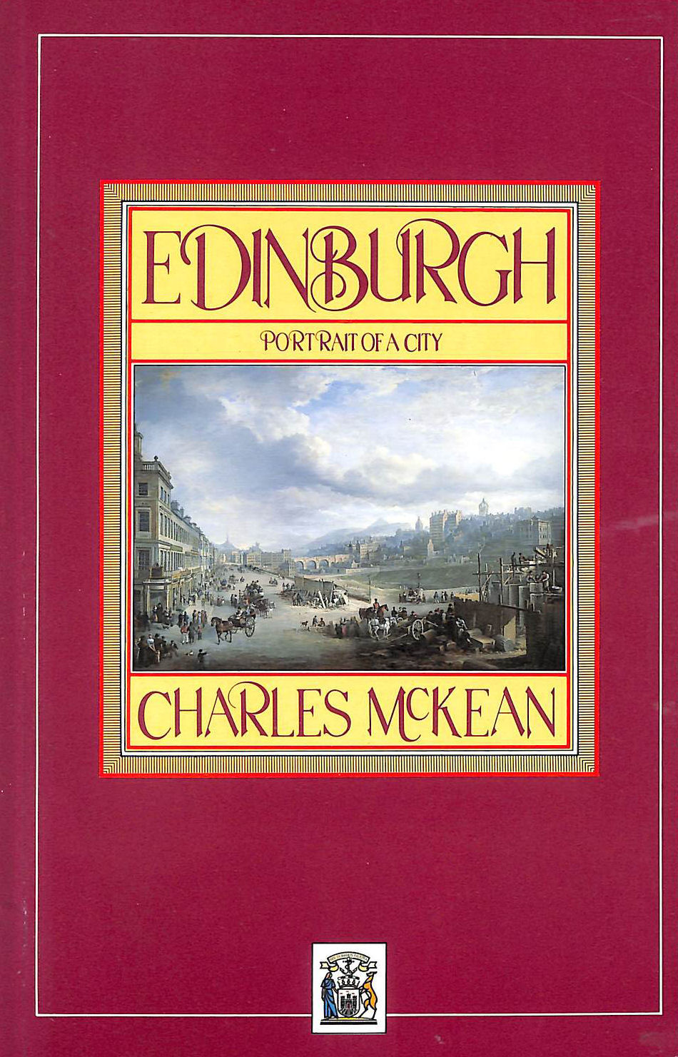 Image for Edinburgh: Portrait of a City (Cities)