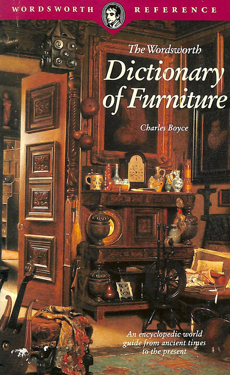 Image for The Wordsworth Dictionary of Furniture (Wordsworth Reference)