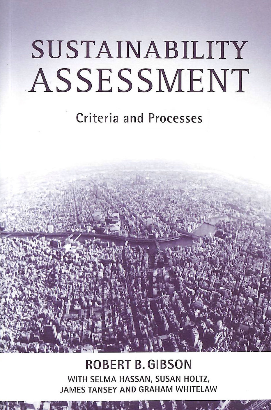 Image for Sustainability Assessment: Criteria and Processes