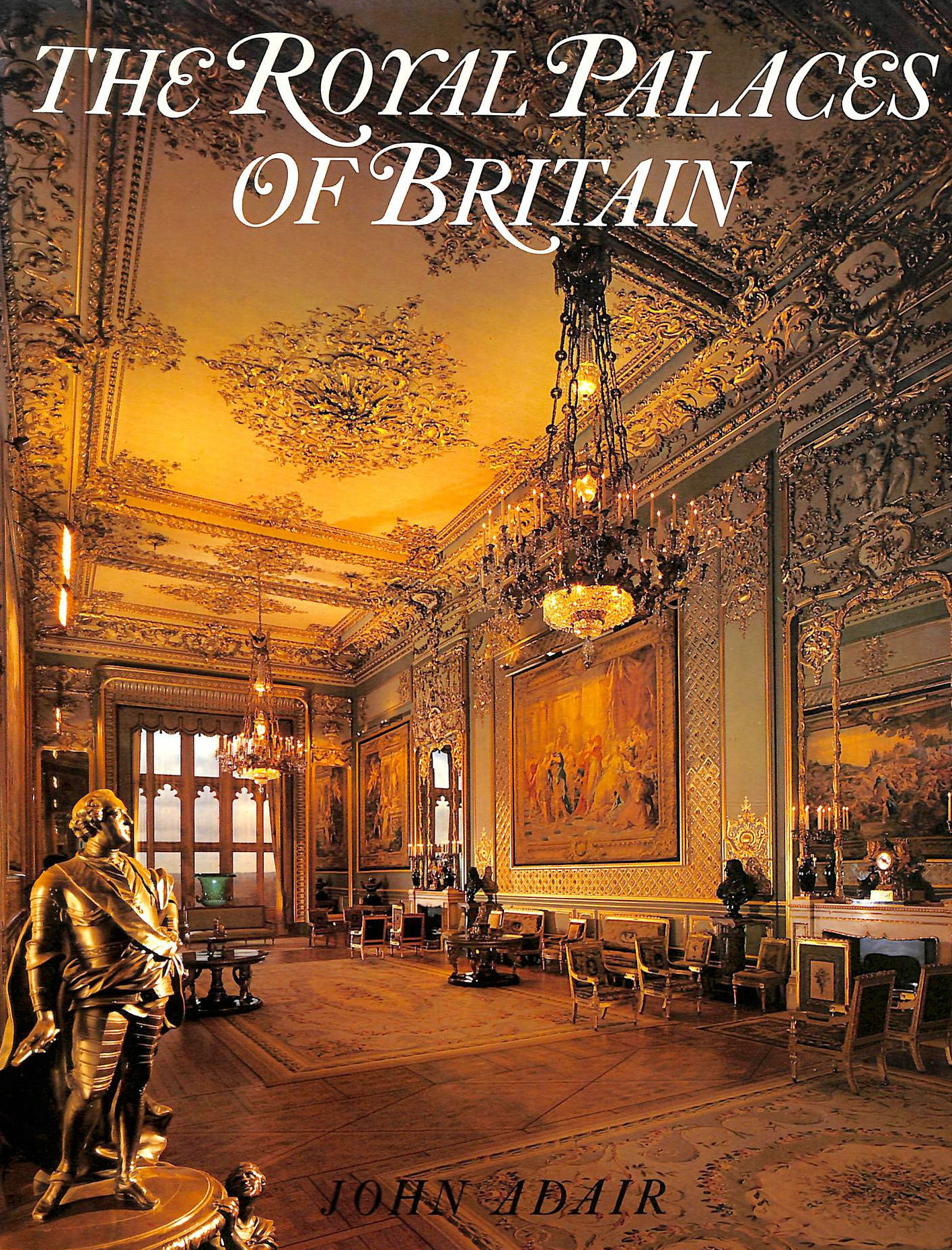 Image for Royal Palaces of Britain