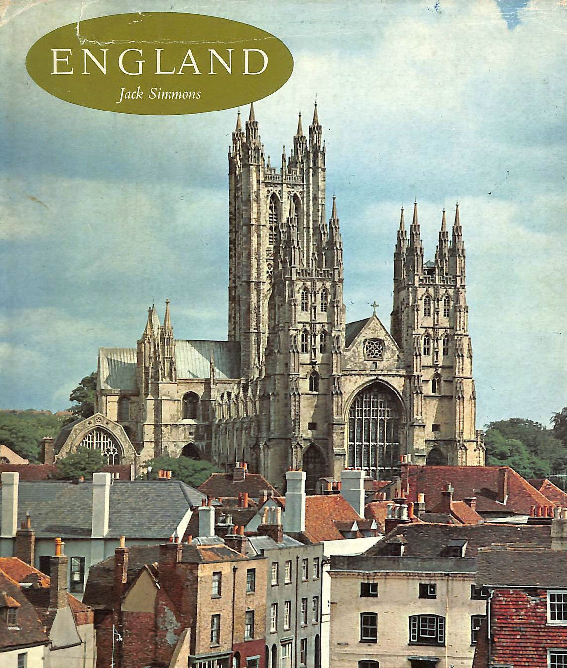 Image for England in colour
