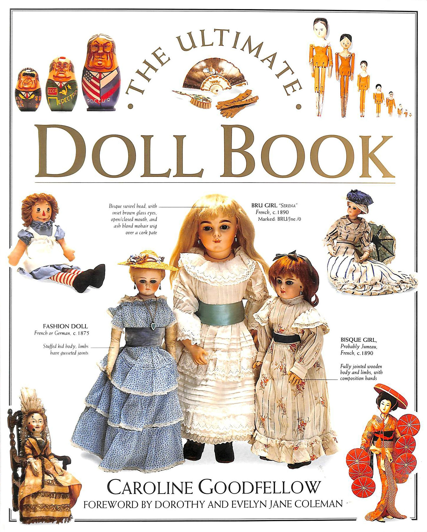 Image for The Ultimate Doll Book
