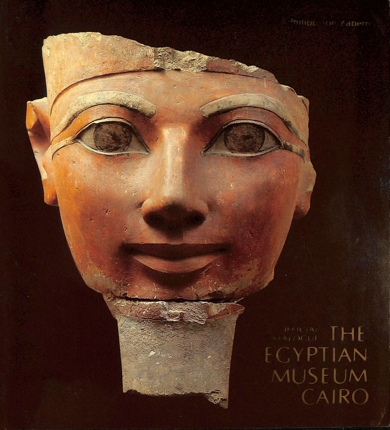 Image for Official Catalogue of the Egyptian Museum Cairo