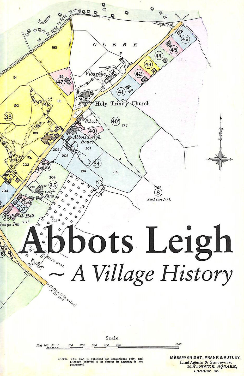 Image for Abbots Leigh - A Village History: Manor, Estate and Community