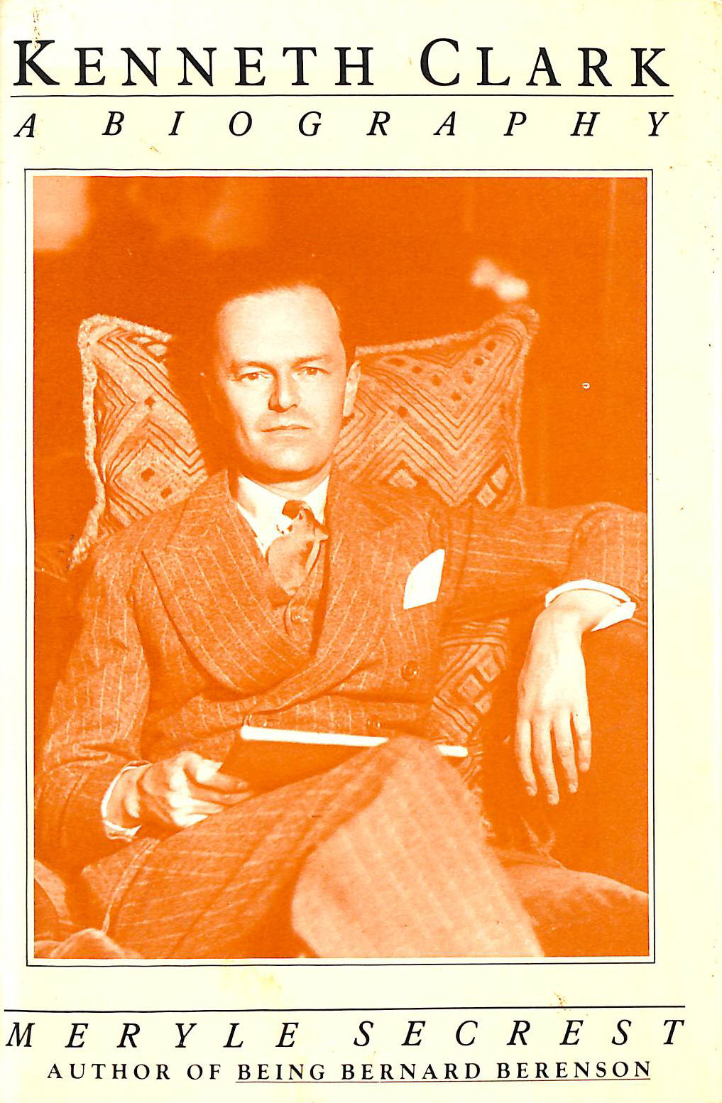 Image for Kenneth Clark: A Biography