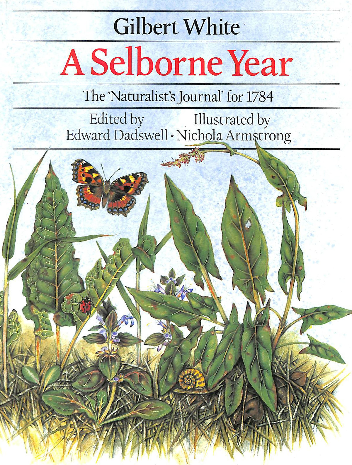 Image for A Selborne Year: The Naturalist's Journal for 1784