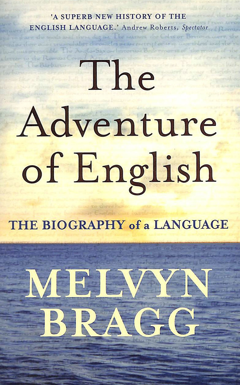 Image for The Adventure Of English