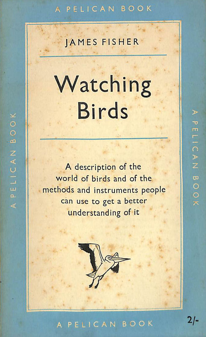 Image for WATCHING BIRDS.