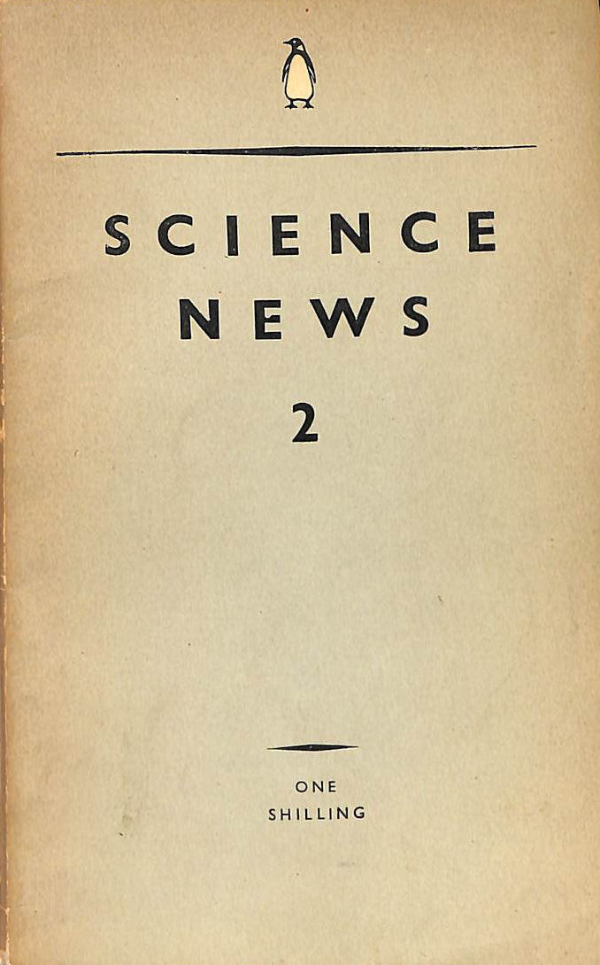 Image for Science News no. 2 - Atomic Energy Number