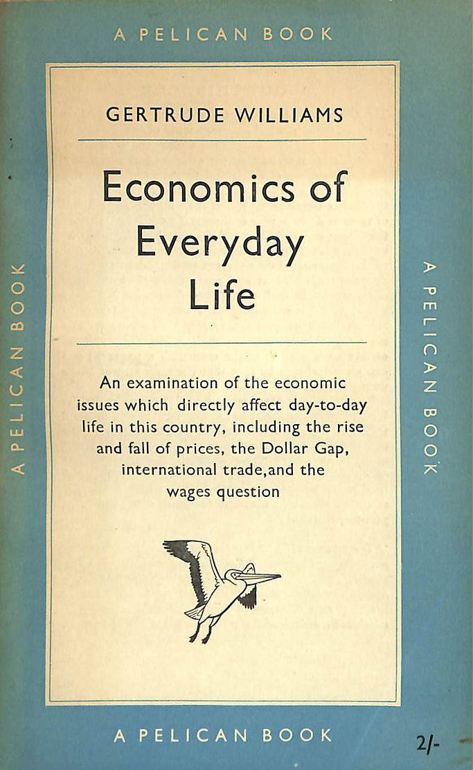 Image for Economics of Everyday Life