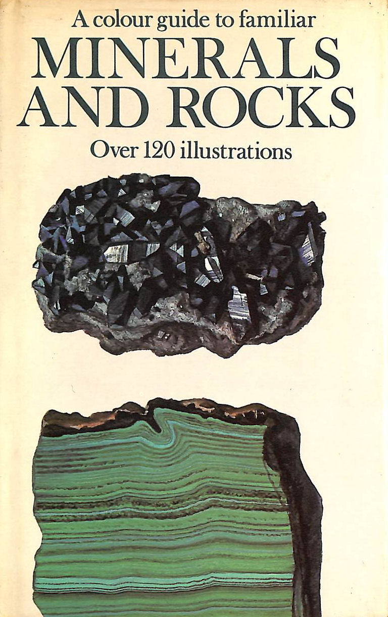 Image for Colour Guide to Familiar Minerals and Rocks