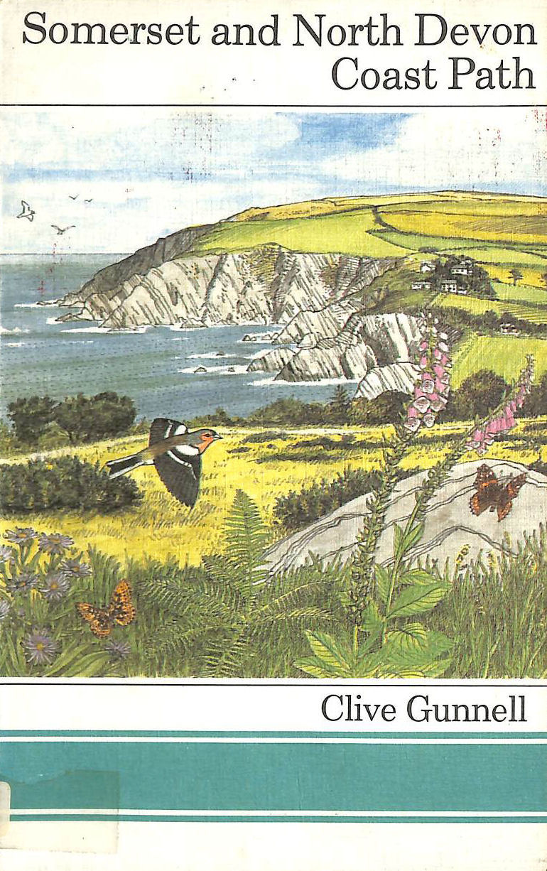 Image for Somerset and North Devon Coast Path (Long Distance Footpath Guide No. 10)