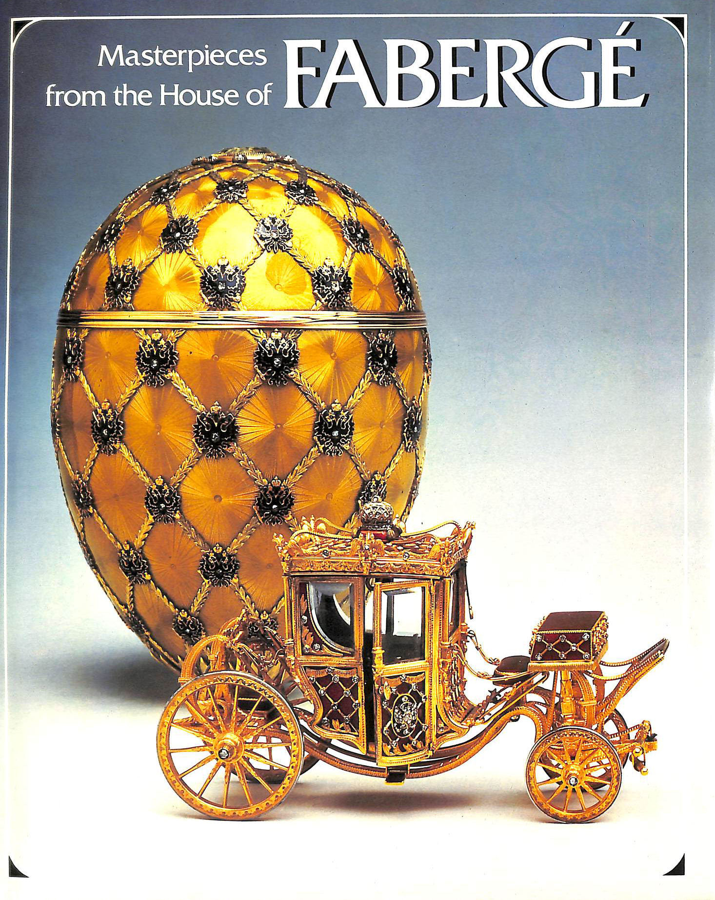 Image for Masterpieces from the House of Faberge