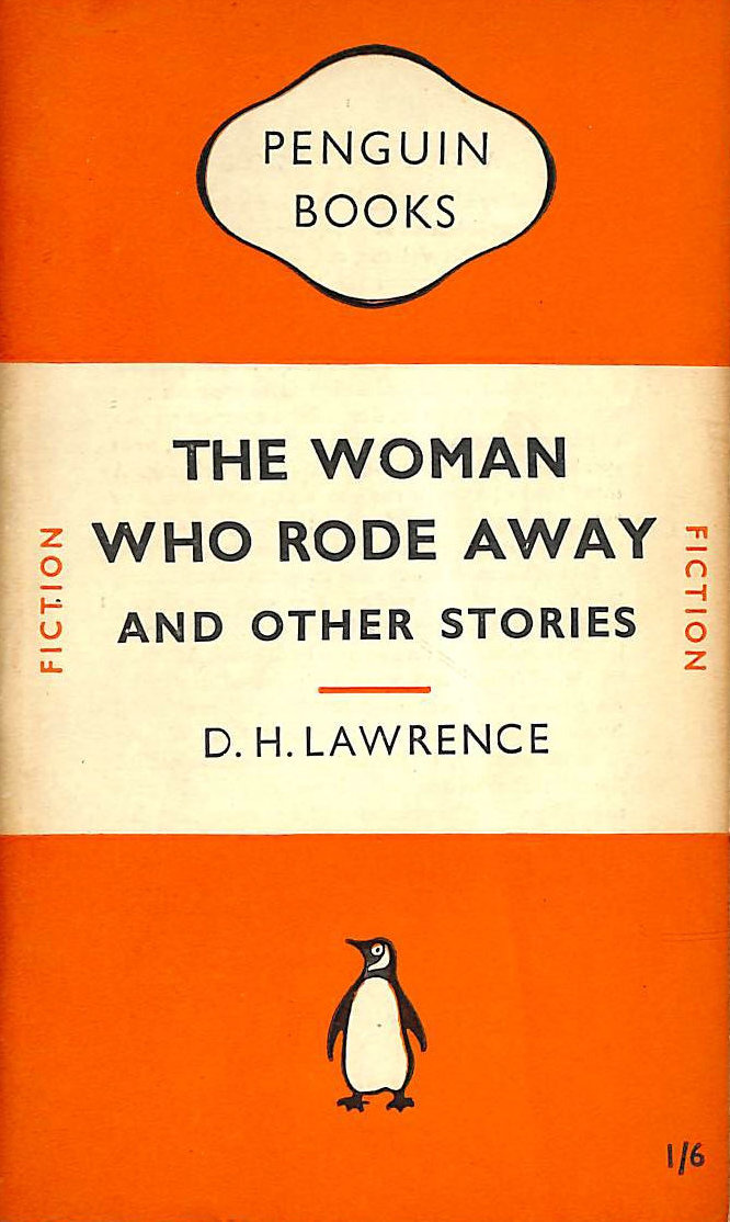 Image for The Woman Who Rode Away, and Other Stories