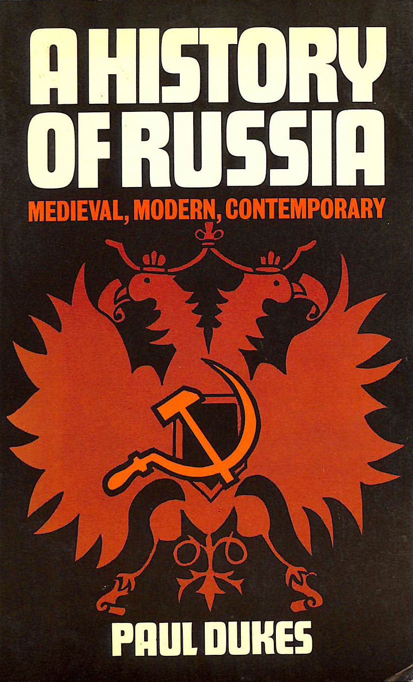 Image for History of Russia: Medieval, Modern, Contemporary